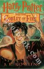 Harry Potter and the Goblet of Fire - Rowling J. K.