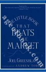 The Little Book That Beats the Market - Andrew Tobias